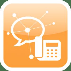 Icon telefooncentrale
